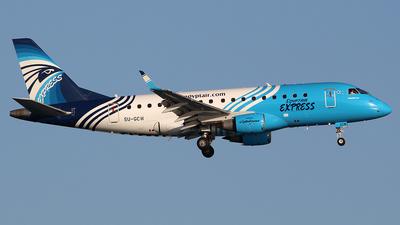 SU-GCW - Embraer 170-100LR - EgyptAir Express