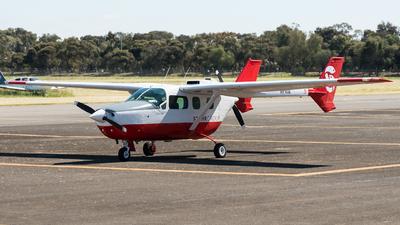 VH-XTA - Cessna 337G Skymaster - Private