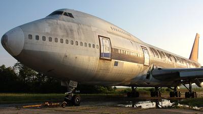 N602PR - Boeing 747-151 - Northwest Airlines