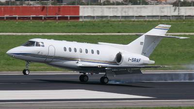 I-SRAF - British Aerospace BAe 125-1000B - Alba Servizi Aerotrasporti
