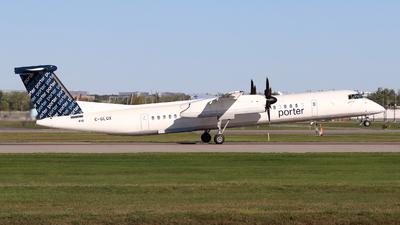 C-GLQX - Bombardier Dash 8-Q402 - Porter Airlines