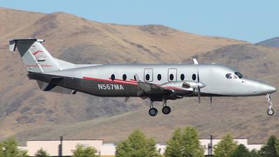 N567MA - Beech 1900D - Maverick Airlines