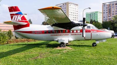 OK-ADO - Let L-410A Turbolet - CSA Czech Airlines