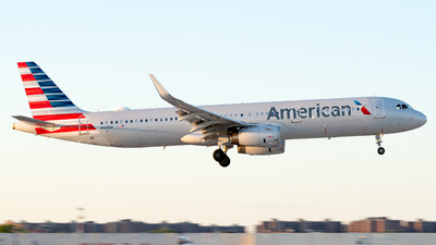 A picture of N109NN - Airbus A321231 - American Airlines - © Luis Bastardo