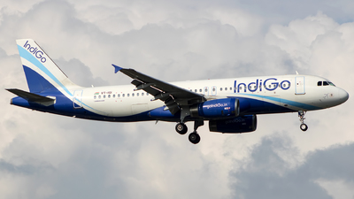 A picture of VTIGI - Airbus A320232 - [4113] - © Aneesh Bapaye