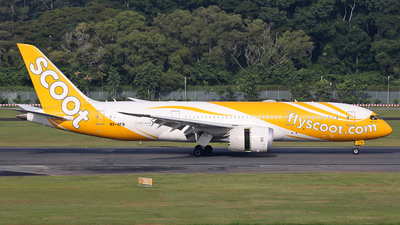 9V-OFB - Boeing 787-8 Dreamliner - Scoot