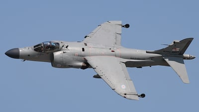 N94422 - British Aerospace Sea Harrier F/A.2 - Nalls Aviation Inc