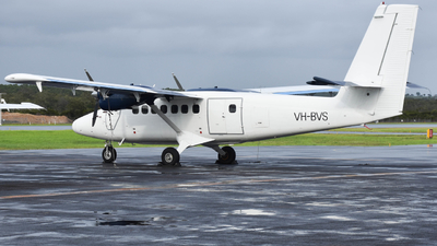 VH-BVS - De Havilland Canada DHC-6-100 Twin Otter - Seair Pacific