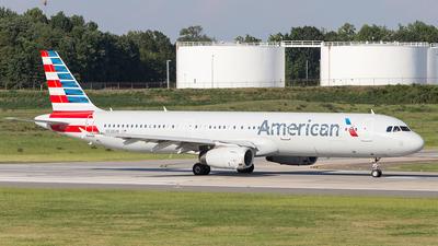 N538UW - Airbus A321-231 - American Airlines