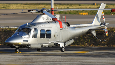 G-CHFD - Agusta-Westland AW-109SP GrandNew - Private