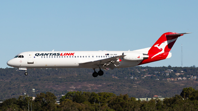 VH-NHI - Fokker 100 - QantasLink (Network Aviation)