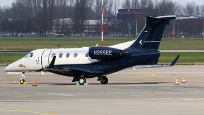 N355EE - Embraer 505 Phenom 300 - Embraer Executive Aircraft