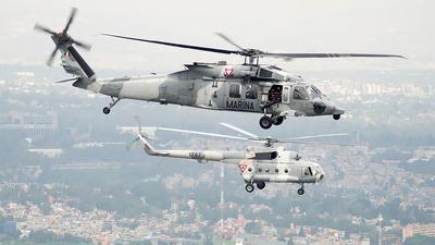 ANX-2305 - Sikorsky UH-60M Blackhawk - Mexico - Navy
