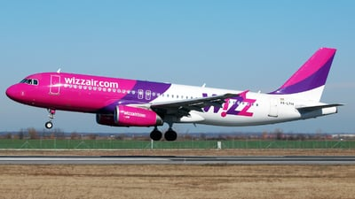 HA-LPM - Airbus A320-232 - Wizz Air