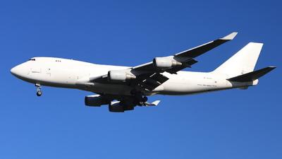 N405KZ - Boeing 747-4KZF - Atlas Air