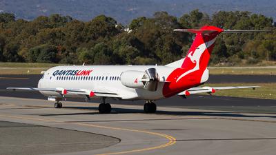VH-NQE - Fokker 100 - QantasLink (Network Aviation)