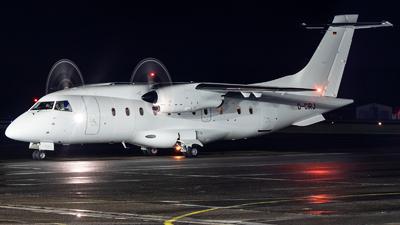 A picture of DCIRJ - Dornier 328110 - MHS Aviation - © Marco Materlik