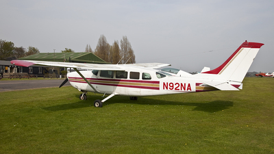 N92NA - Cessna 207 Stationair 7 - Private