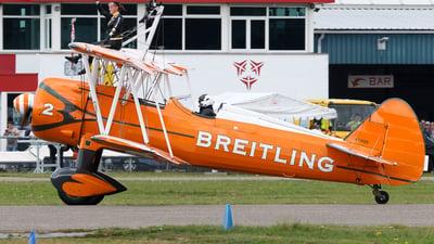 N74189 - Boeing PT-17 Kaydet - Breitling