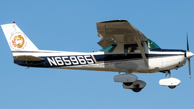 N65965 - Cessna 152 - Private