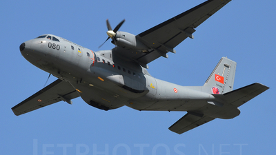 94-080 - CASA CN-235M-100 - Turkey - Air Force