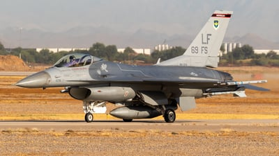 84-1216 - General Dynamics F-16C Fighting Falcon - United States - US Air Force (USAF)