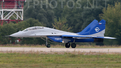 84 - Mikoyan-Gurevich Mig-29KUB Fulcrum D - Russia - Air Force