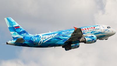 A picture of VQBAS - Airbus A319111 - Rossiya - © Dmitrii Ermakov