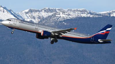 A picture of VQBEG - Airbus A321211 - Aeroflot - © Mathias Moeri