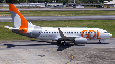 PR-GEI - Boeing 737-76N - GOL Linhas Aereas
