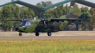A-9144 - IPTN NC-212-200 Aviocar - Indonesia - Army