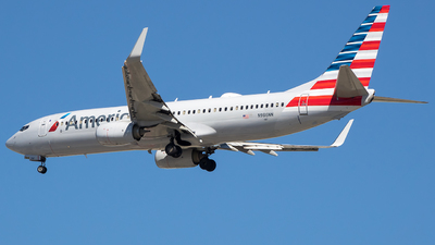 A picture of N986NN - Boeing 737823 - American Airlines - © Stephen J Stein