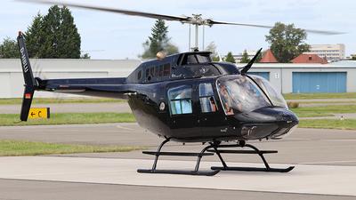 D-HBLU - Bell 206B JetRanger III - SkyMagic