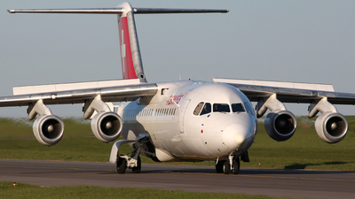 HB-IXX - British Aerospace Avro RJ100 - Swiss