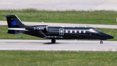 D-CWHS - Bombardier Learjet 60 - Cirrus Aviation