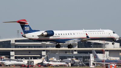 N956LR - Bombardier CRJ-900ER - US Airways Express (Mesa Airlines)