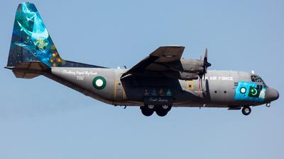 3766 - Lockheed C-130B Hercules - Pakistan - Air Force