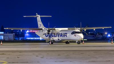 LZ-DAI - ATR 72-212A(600) - Gullivair