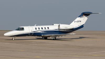 D-CDTN - Cessna 525 Citationjet CJ4 - Private