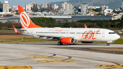 PR-VBF - Boeing 737-8EH - GOL Linhas Aereas