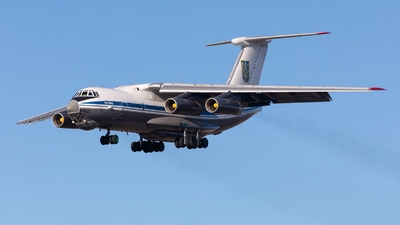 76699 - Ilyushin IL-76MD - Ukraine - Air Force