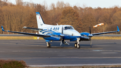 N689JR - Beechcraft C90GTx King Air - Private