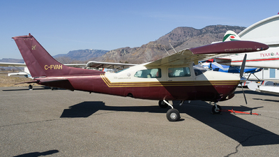 C-FVAH - Cessna T210L Turbo Centurion  - Private