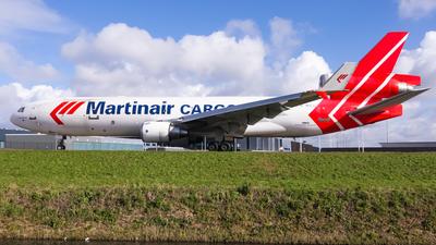 PH-MCU - McDonnell Douglas MD-11(F) - Martinair Cargo