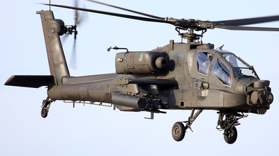 Q-10 - Boeing AH-64D Apache - Netherlands - Royal Air Force