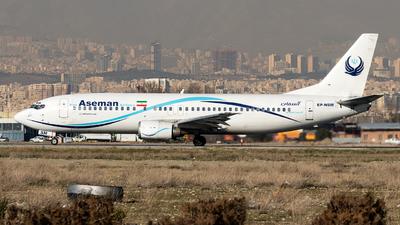 EP-NSM - Boeing 737-4Q8 - Iran Aseman Airlines