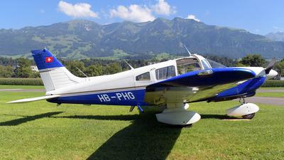 HB-PHG - Piper PA-28-181 Archer II - Flugbetriebs AG Sarnen-Kägiswil