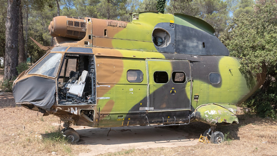 1263 - Aérospatiale SA 330B Puma - France - Army