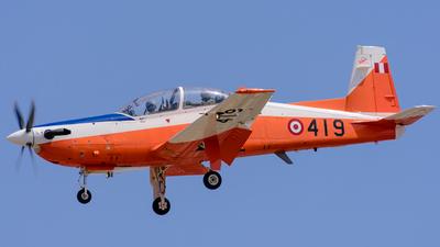 419 - Korean Aerospace Industries KT-1P - Perú - Air Force