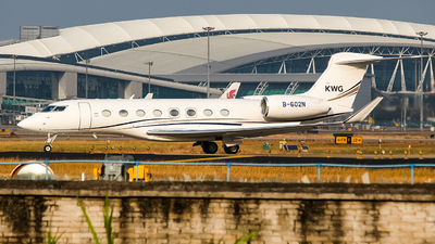 B-602N - Gulfstream G650ER - Private